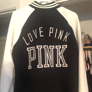 Victoria secret bombers jacket